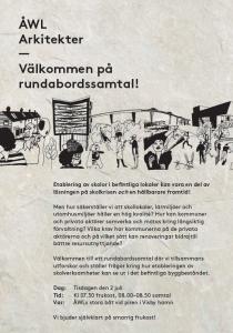 Inbjudan från ÅWL Arkitekter